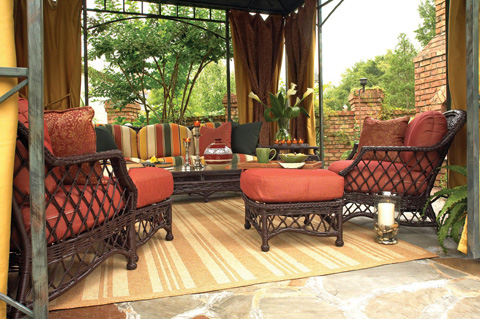 Lane Venture - Camino Real Rectangular End Table - 9521-22