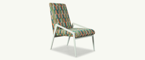 Younger Furniture - Kore T Chair - 1640