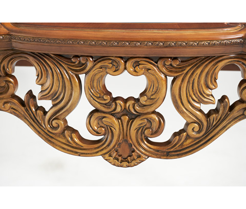 Michael Amini - Console Table - 75260-39