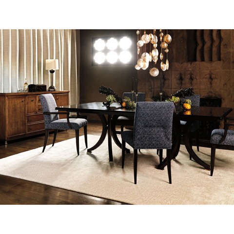 Baker Furniture - Vienna Double Pedestal Dining Table - 9136