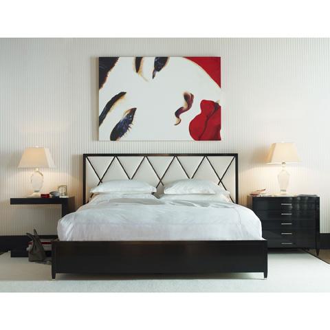 Baker Furniture - Vendome Bedside Chest - 3809