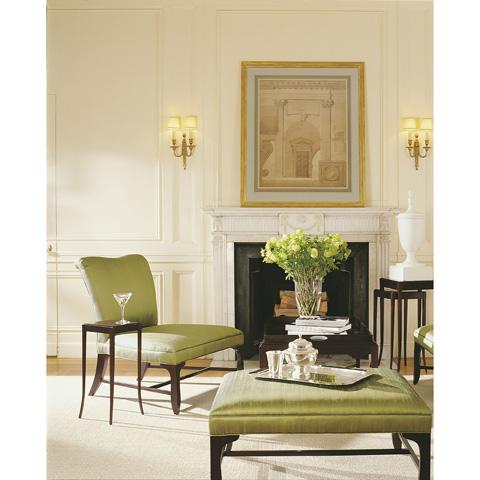 Baker Furniture - Rectangular Tray Coffee Table - 3451