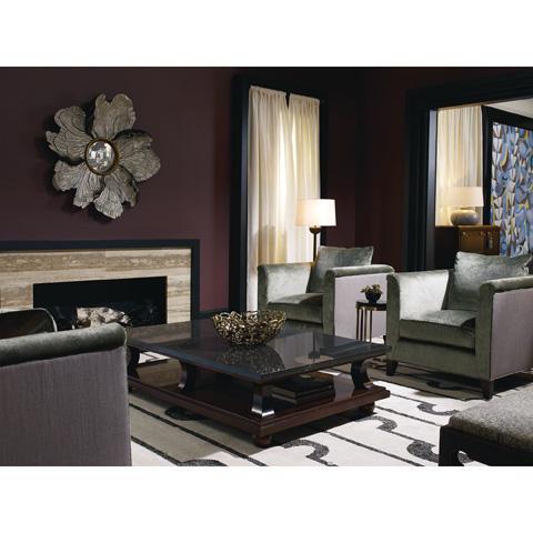 Baker Furniture - Dansu Bar Cabinet - 9130