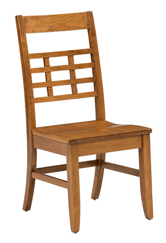 Borkholder Furniture - Sunset Hills Side Chair - 47-9052SCX