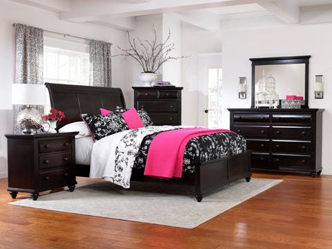 Broyhill Furniture - Farnsworth Nightstand - 4856-293