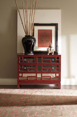 Century Furniture - Macau Three Drawer Chest - 699-702-5