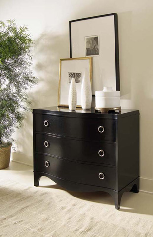Century Furniture - Three Drawer Chest - 819-702