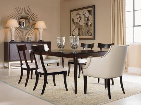 Century Furniture - Rectangular Dining Table - 339-301