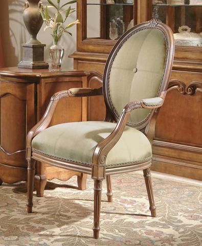 Century Furniture - Quadrant Chair - 3681