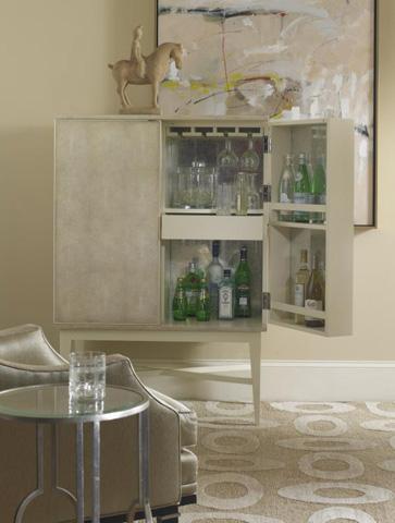 Century Furniture - Seymour Bar Cabinet - MN5601