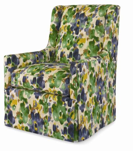 Century Furniture - Jean Wing Chair - LTD5193-6SK