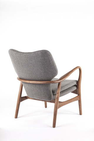 Control Brand - Carlo Chair - FEC5339GREY