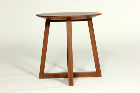 Control Brand - Vaxjo Side Table - FET8116WALNUT