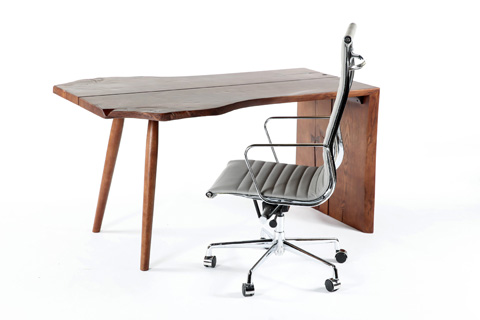 Control Brand - Barrett Desk - FYT001WALNUT