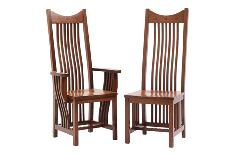 Country View Woodworking, Ltd - Side Chair - 22-1906
