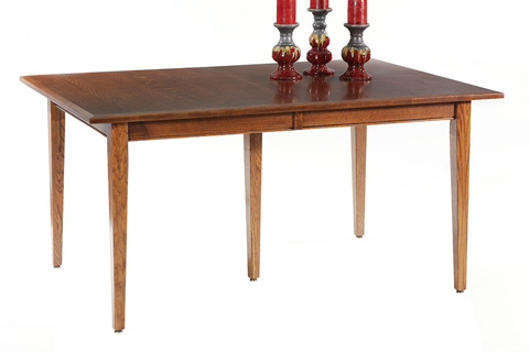 Image of Tapered Leg Dining Table