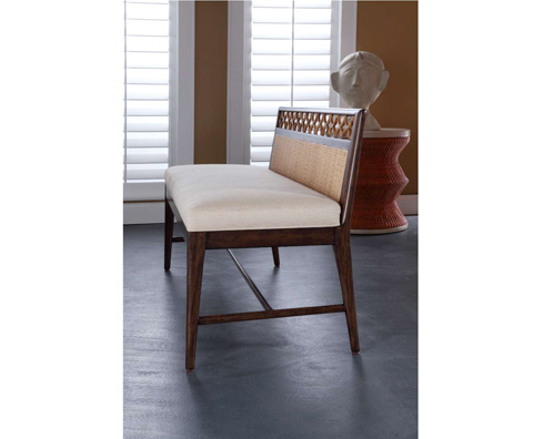Curate by Artistica Metal Design - Armless Bench - C402-090