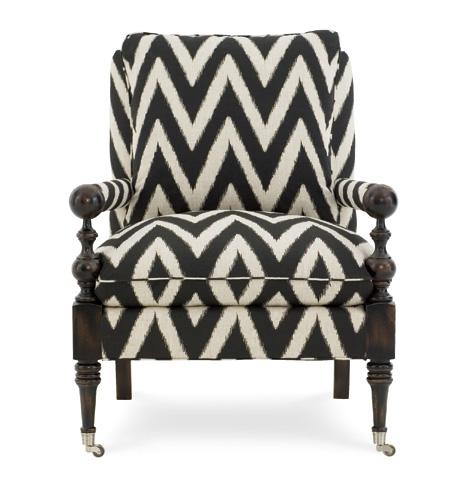 C.R. Laine Furniture - Bradstreet Chair - 8195