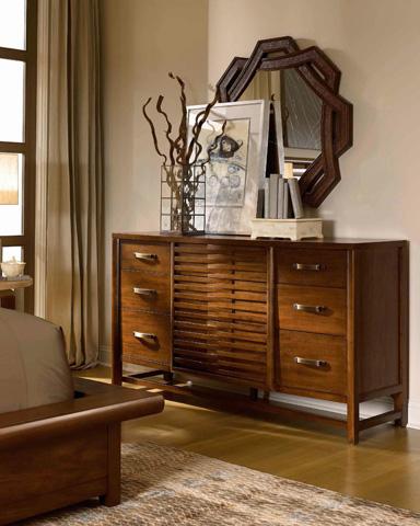 Drexel Heritage - Oriel Nine Drawer Dresser - 590-200