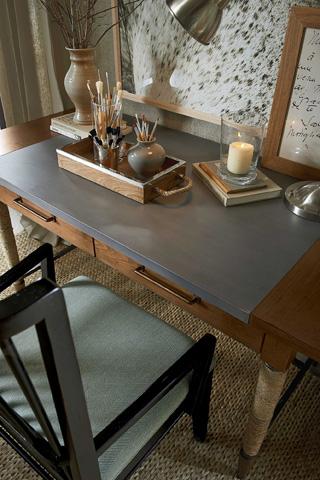 Image of Naturally Adorned Desk