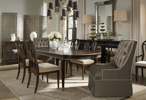 Drexel Heritage - Imagination Dining Table - 550-660