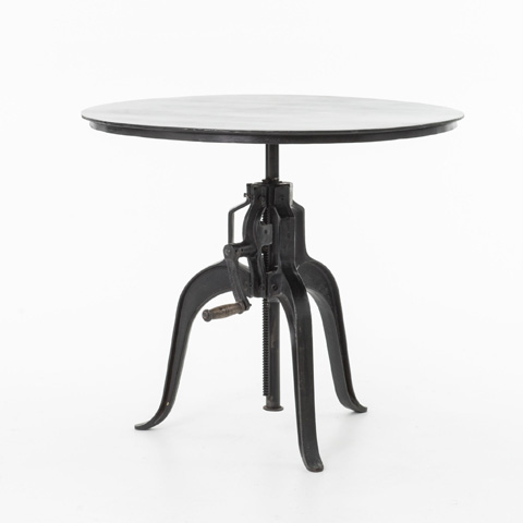 Image of Rockwell Crank Adjustable Side Table