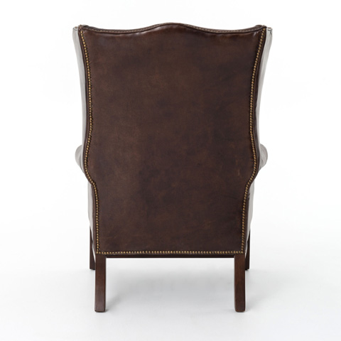 Four Hands - Hawthrone Large Wing Chair - CCAR-09