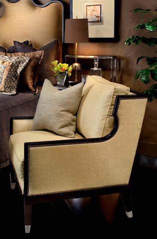 Chaddock - French Deco Chair - Z-674-1