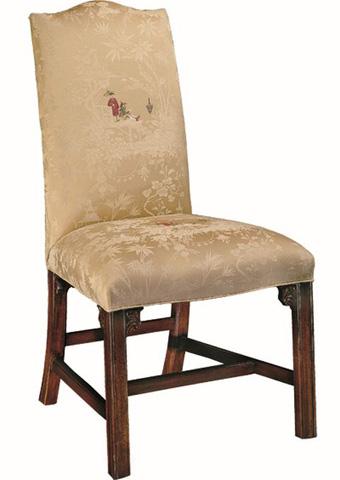 Henkel-Harris - Upholstered Side Chair - 125S