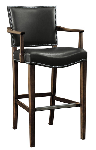 Madigan Counter Stool 5750 03 Hickory Chair Seating