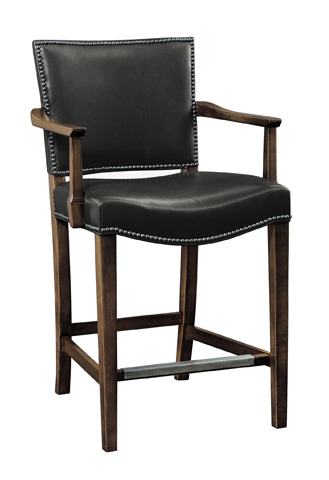 Hickory Chair - Madigan Backless Bench - 5750-06