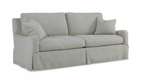 Image of Madison Two Cushion Sofa