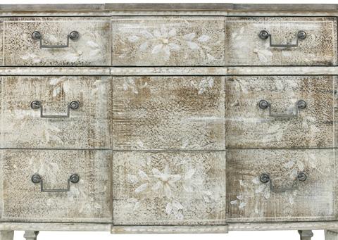 Hickory White - Drawer Chest - 865-61