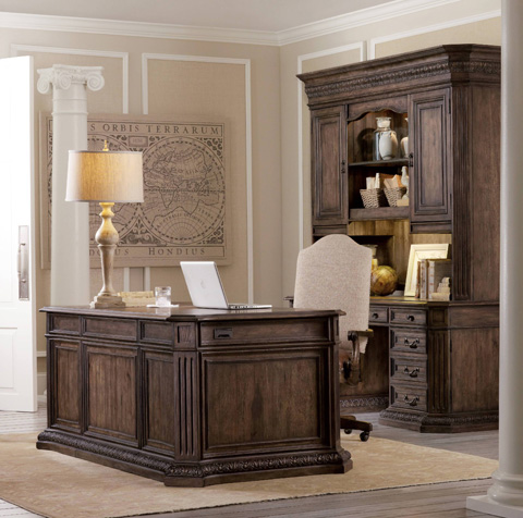 Hooker Furniture - Rhapsody Executive Desk - 5070-10563