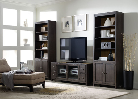 Hooker Furniture - South Park Bunching Bookcase - 5078-10445