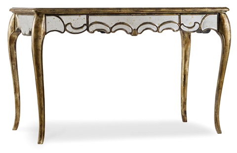 Hooker Furniture - Mirrored Writing Desk - 5199-10482