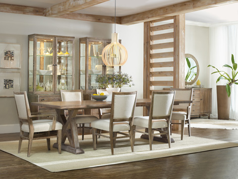 Hooker Furniture - Stol Upholstered Arm Chair - 5382-75400