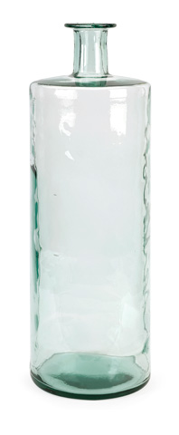IMAX Worldwide Home - Vettriano Tall Oversized Recycled Glass Vase - 84512