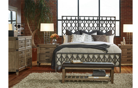 Legacy Classic Furniture - Nightstand - 5610-3100