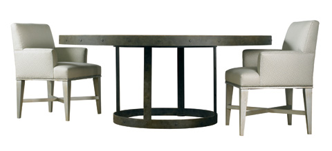 Image of Grant Round Dining Table