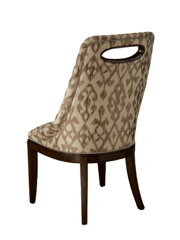 Marge Carson - Upholstered Side Chair - DSF45-1
