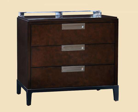 Marge Carson - Lake Shore Drive Nightstand - LDR12