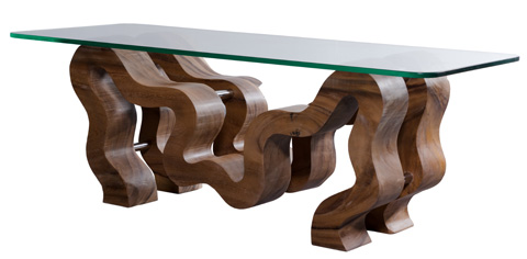 Phillips Collection - Dance Coffee Table - ID74138