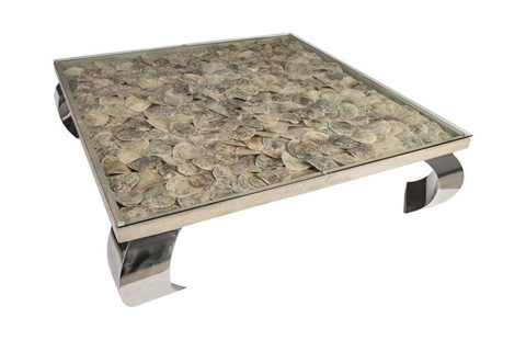 Schale Coffee Table Ph81449 Phillips Collection Occasional Tables From Furnitureland South