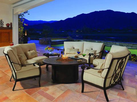 Castelle - Bellanova Cushion Dining Chair - 5406T