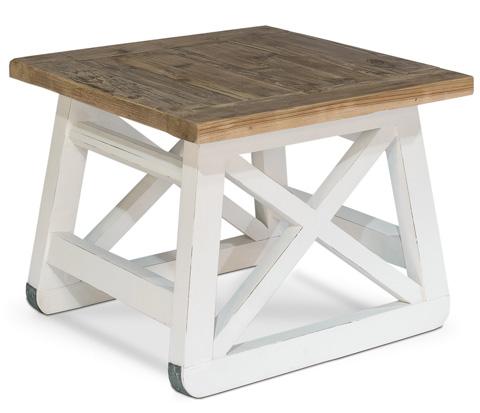 Sarreid Ltd. - Sendai Pass Side Table - 29679