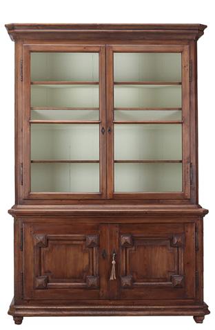 Sarreid Ltd. - The Royal Apartment Cabinet - 30335