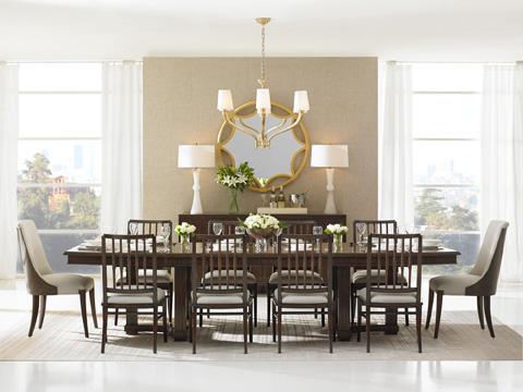 Stanley Furniture - Presley Host Chair - 436-11-75