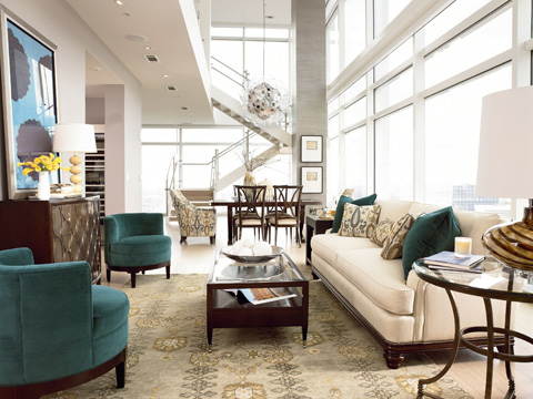 Thomasville Furniture - Hall Chest - 82237-760