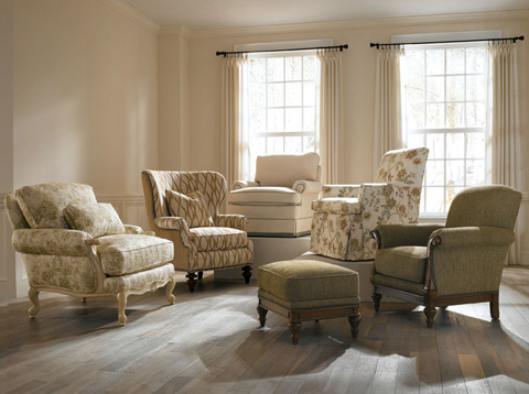 Thomasville Furniture - Margeaux Chair - 1185-15